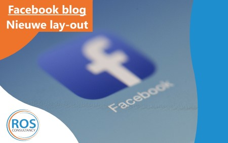 Blog over de nieuwe update van Facebook